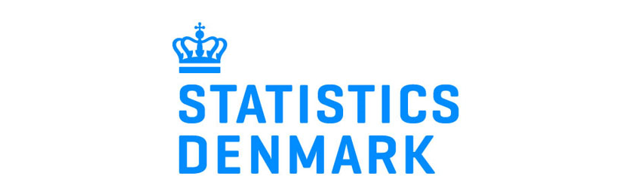 Statistics Denmark logo transparent